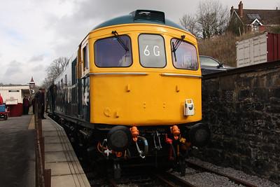 17th Mar 2012 Ecclesbourne Valley Railway