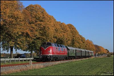 19th - 21st October 2012 Harz Kleinbahnromantik and Münster Plandampf