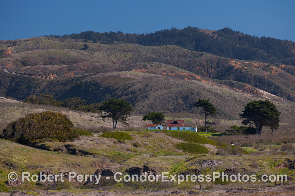 Cristie Ranch, Santa Cruz Island.