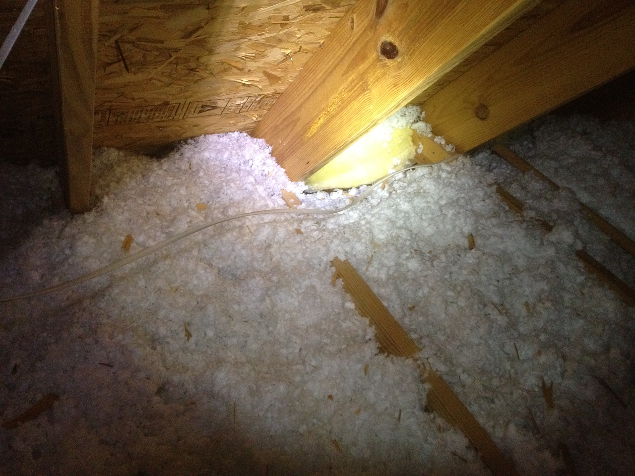 Examining accessibility from the attic