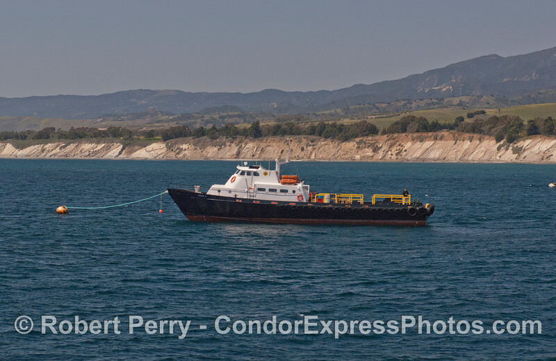 vessel Doug C on mooring 2012 04-07 SB Channel-a-077