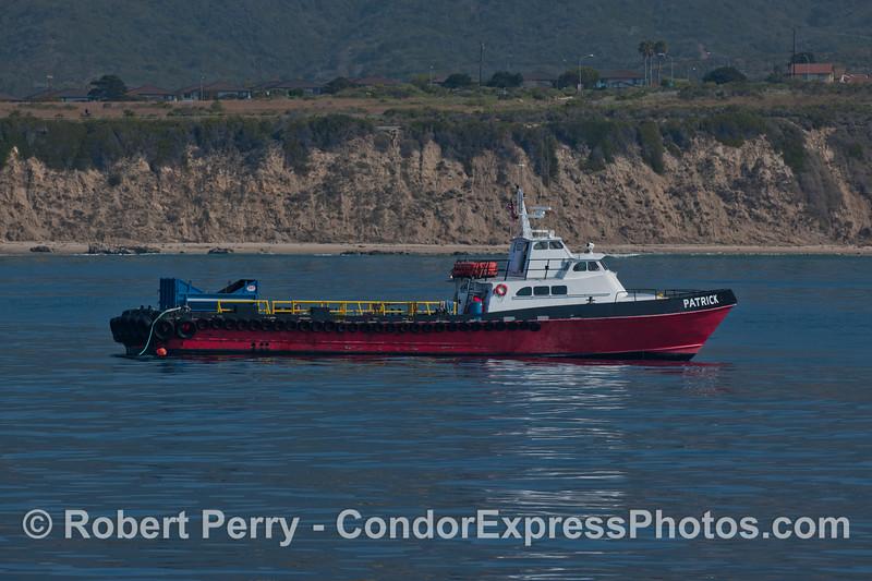 vessel Patrick oil crew boat 2012 04-09 SB Channel-002
