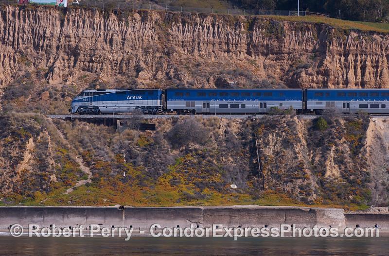Amtrak train 2012 04-09 SB Channel-003