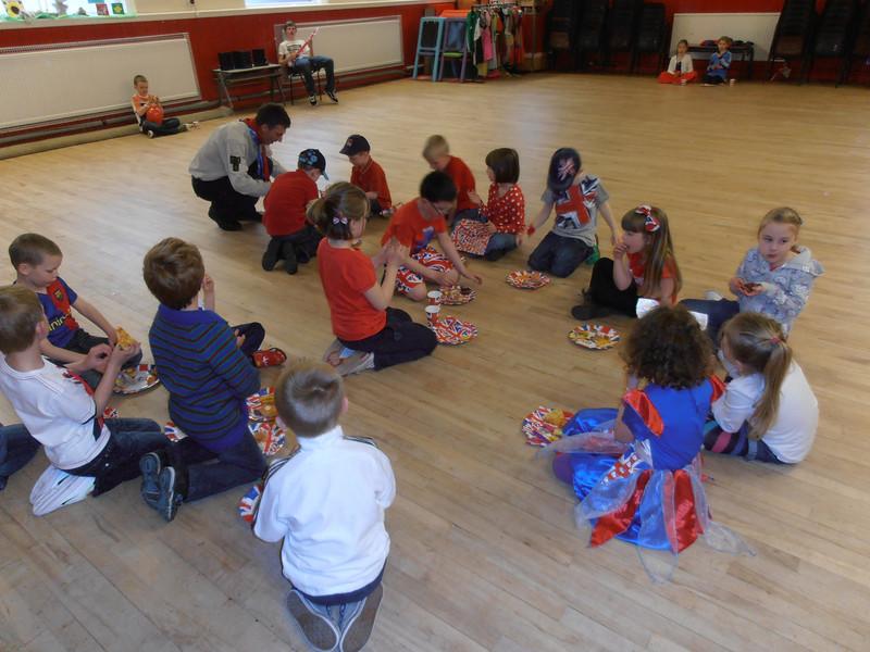 Beaver's Jubilee Party