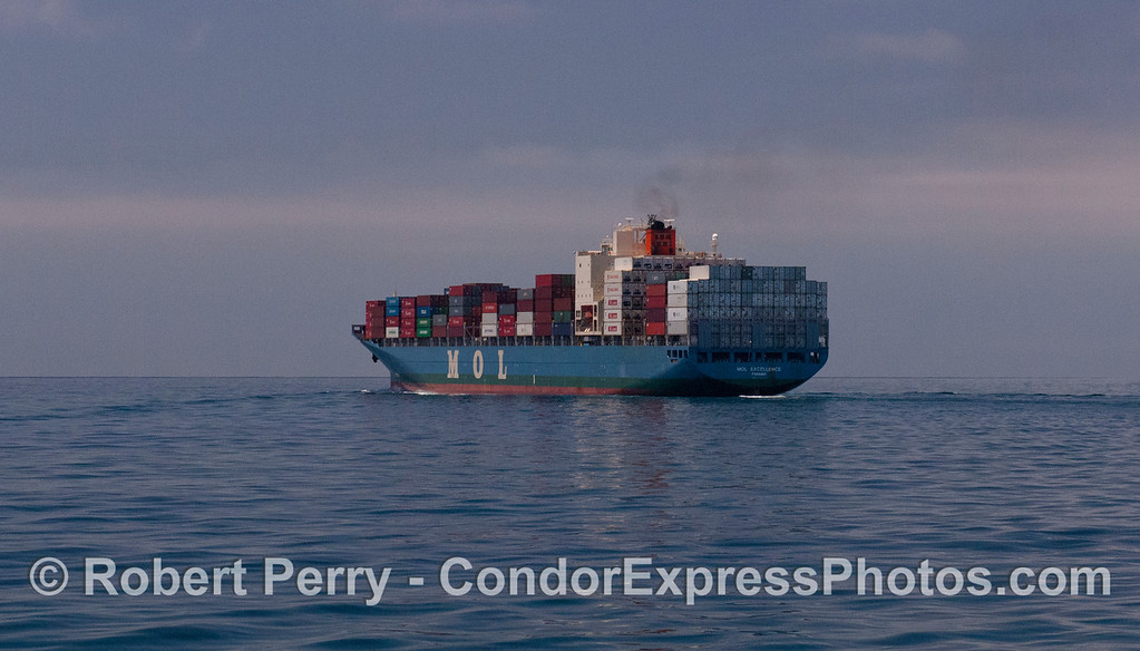 vessel container MOL Excellence 2012 06-16 SB Channel-a-232