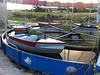 Metal boat ride
