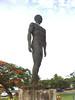 Chief Quipuha statue