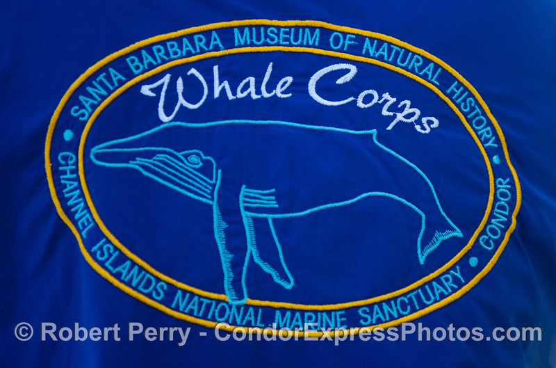 original Whale Corps logo on jacket 2012 09-29 SB Channel-a-002