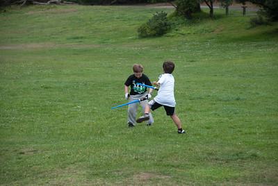 Lucas und Finn