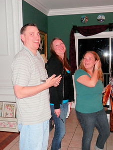 Jesse, Nikki, Brenna