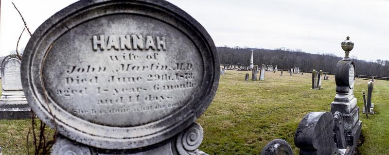 2012-12-24 - Middle Octorara Cemetery
