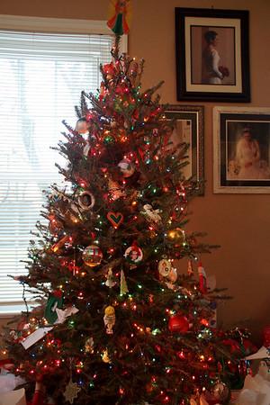 2012-12-24 Christmas at Mom's