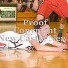 Erica Galvin/NEWS<br />  Josh Finley dives for a loose ball in the first half.