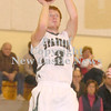 Erica Galvin/NEWS<br /> James Steele shoots a jump shot.