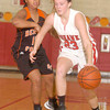 Erica Galvin/NEWS<br /> Devon Giancola drives to the hoop as Beaver Falls' TreAuna Slappy defends.