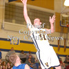 Erica Galvin/NEWS<br />  Wilmington's Nate Anthony shoots over Sharpsville's Tyler Luchey.