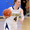 Courtney Caughey-Stambul/NEWS<br /> Cassidy Marett handles the basketball for Wilmington.
