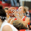 Courtney Caughey-Stambul/NEWS<br /> Neshannock's Alexandra Fischer shoots a free throw in the second half.