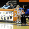 Courtney Caughey-Stambul/NEWS<br /> Sharon assistant coach Kara Joseph instructs her players against Wilmington.