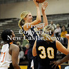 Courtney Caughey-Stambul/NEWS<br /> Tessa Sikora shoots a jumper for Wilmington.