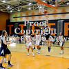 Courtney Caughey-Stambul/NEWS<br /> Hannah Drake scores a lay-up for Wilmington last night at Sharon.