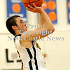 Courtney Caughey-Stambul/NEWS<br /> Wilmington's Jesse Hilliard shoots a jumper.