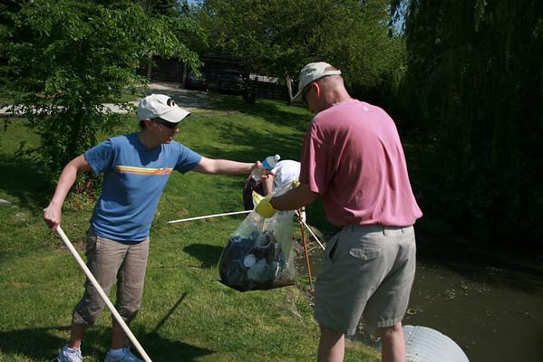 2012 DuPage River Sweep Westmont