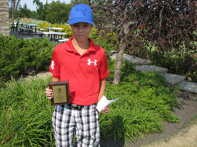 Zach Wytinck 13 & 14 Age Group Winner