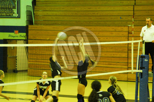 2012 LA Lady Wildcats Volleyball