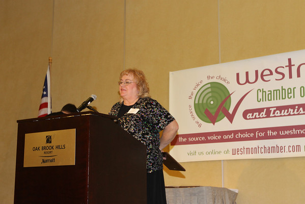 2012 Westmont Community Awards Dinner and Citizen of the Year Presentation