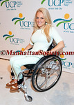 NEW YORK - MAY 03: Ali Stroker attends 2012 Women Who Care Luncheon - A Benefit for United Cerebral Palsy of New York City on Thursday, May 3rd, 2012 at Cipriani 42nd Street, 110 East 42nd Street, New York City, NY (Photos by Christopher London ©2012 ManhattanSociety.com)