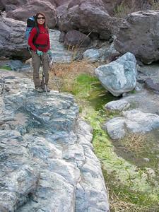 Rock Fall Pond