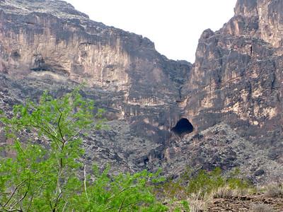 Palm Tree Cave