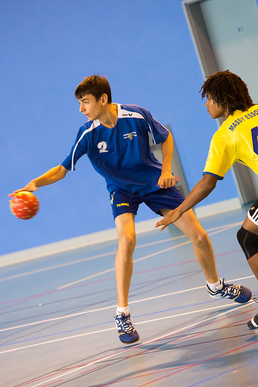 2012_09_23 Handball -15 Régional IDF