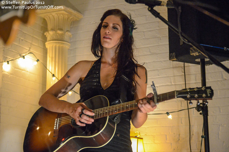 Scarlett Jane, Underground Art Party @ Loft 404, Toronto, ON, 3-September 2012