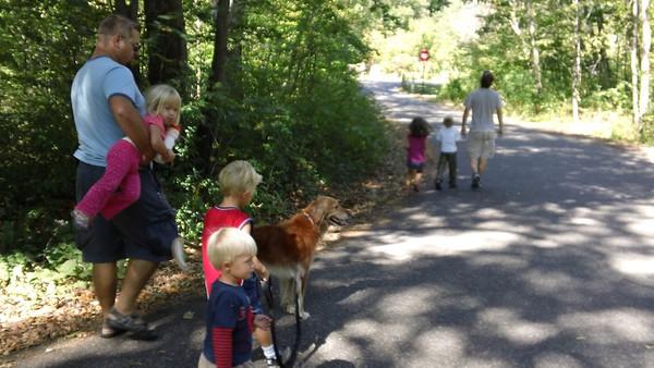 2012.09.10 Mushroom Hunting with the Holstrums