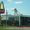 Even McDonalds has a NASA theme