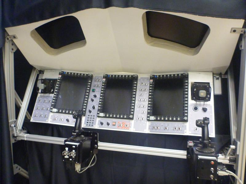 Newer training simulator