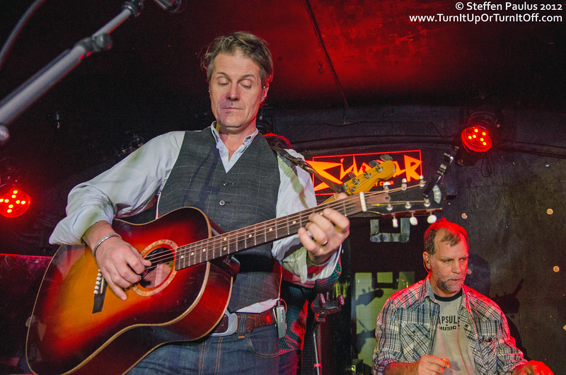 Blue Rodeo @ Sidecar, Barcelona, Spain, 9-Nov 2012