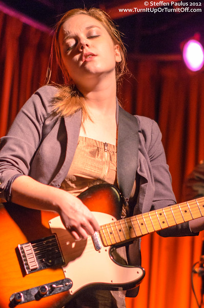 Lydia Loveless @ Drake Underground, Toronto, ON, 26-Nov 2012