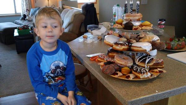 2012.12.29 Boone's 5th Birthday