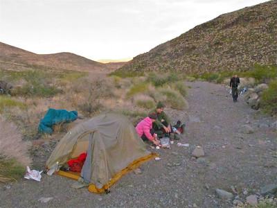 Fall Canyon Camp