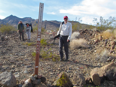 Field repair of boundary marker