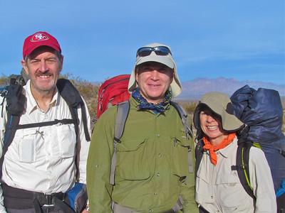Intrepid team; Nick, Kevin, and Marina