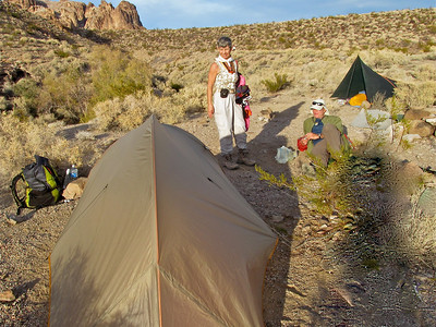 Two layer tent