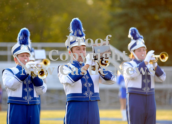 2012 Union Marching Band