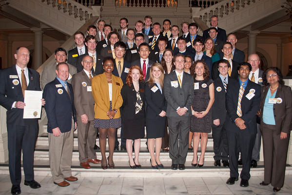 GT Student Day at the State Capitol