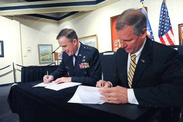 WRALC Agreement Signing
