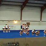 2012 Cheerleading