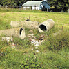 Debbie Wachter/NEWS<br /> A site where an engine pumped all of the old wells that were around the Henry property.